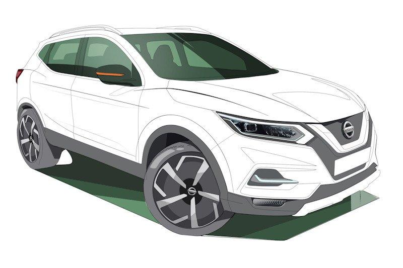 Belajar Mewarnai Di Rumah Nissan Sediakan 23 Halaman Gambar Mobil