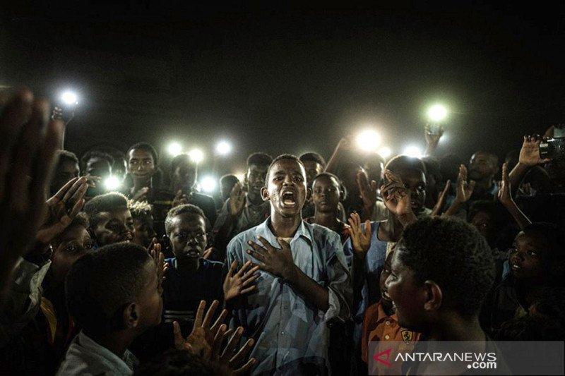 Sudan temukan kuburan massal peserta wamil yang dibunuh pada 1998 karena coba kabur dari kamp