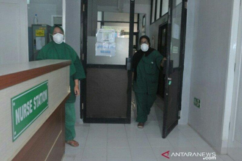 RSMH Palembang isolasi bayi empat bulan asal Muaraenim positif terinfeksi virus corona