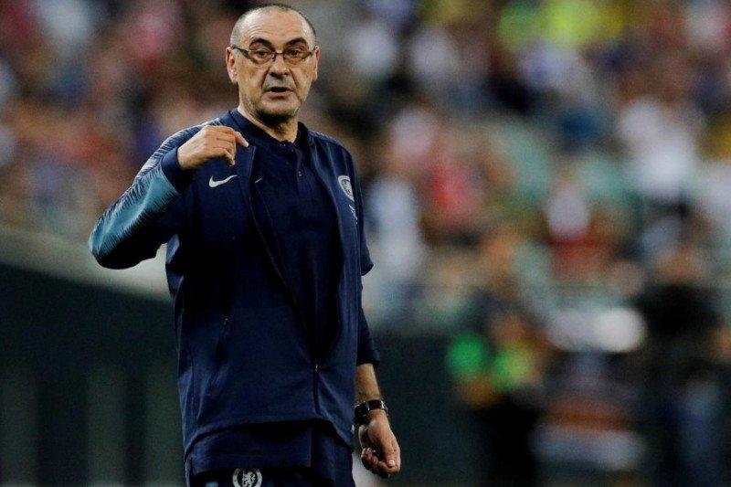 Maurizio Sarri akui hubungan dengan pemain Chelsea diwarnai konflik