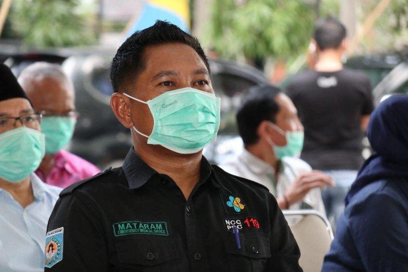 Pemkot targetkan akhir Mei kasus COVID-19 Mataram turun