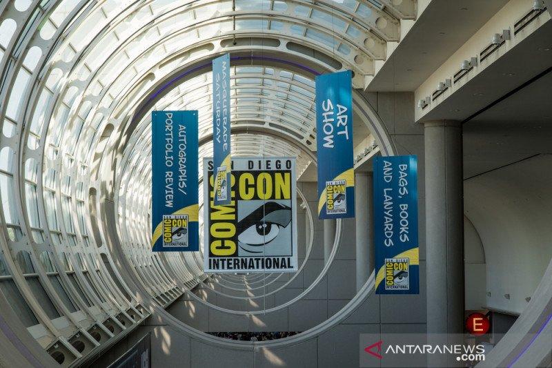 Akibat COVID-19, San Diego Comic-Con 2020 dibatalkan