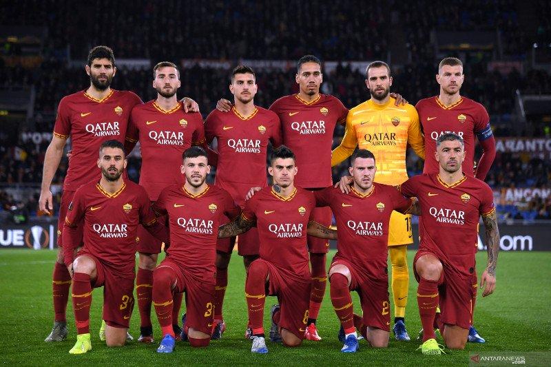 Ringankan beban klub, skuat Roma rela tidak digaji empat bulan