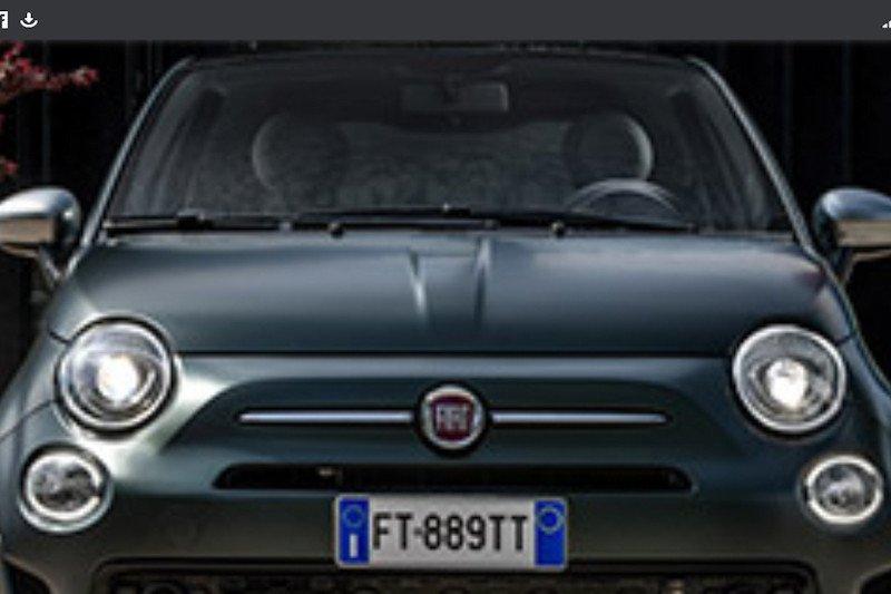 Fiat berencana daftarkan bisnis robot setelah merger dengan Peugeot