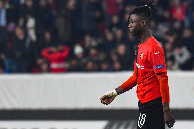 Eduardo Camavinga diperebutkan Dortmund dan Madrid
