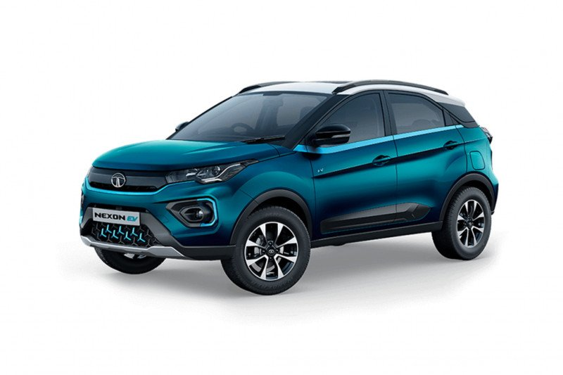 Tata Nexon EV terlaris di segmen mobil listrik di India