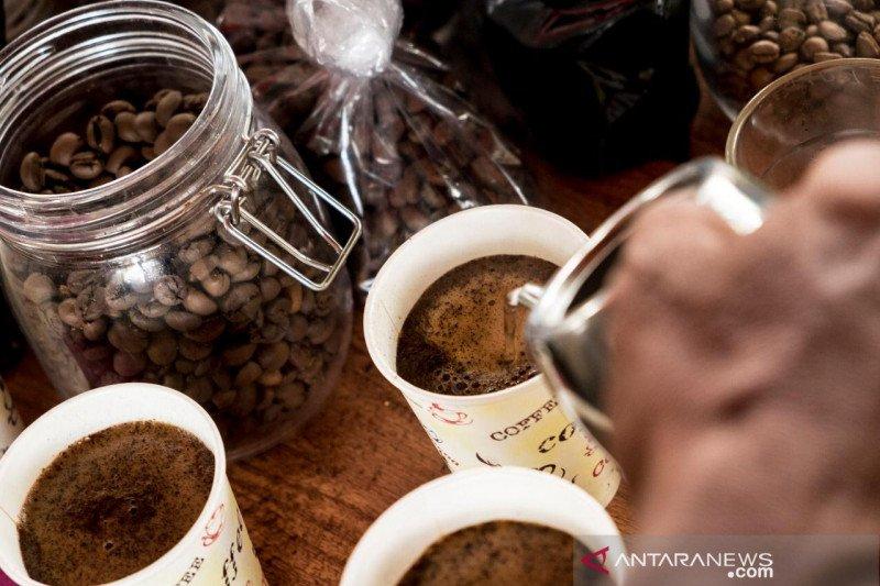 Kampanye #SatuDalamKopi menggairahkan bisnis kopi di tengah pandemi