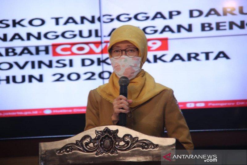 237 pasien COVID-19 di DKI Jakarta dinyatakan sembuh