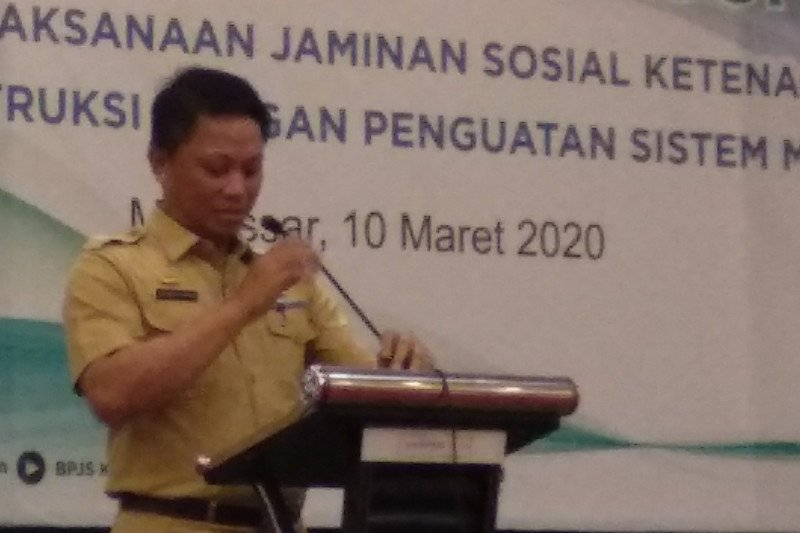 RUU Ciptaker akan disosialisasikan di Kota Makassar