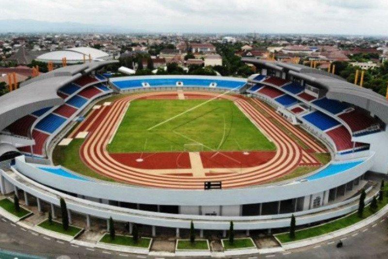KPK usut dugaan korupsi proyek pembangunan Stadion Mandala Krida Yogyakarta