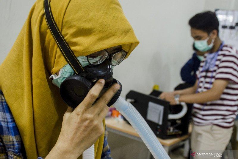 Indonesia mampu produksi awal 200 ventilator portabel pada Mei 2020
