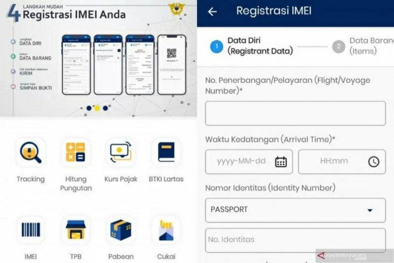 Layanan aduan IMEI sementara diserahkan kepada operator