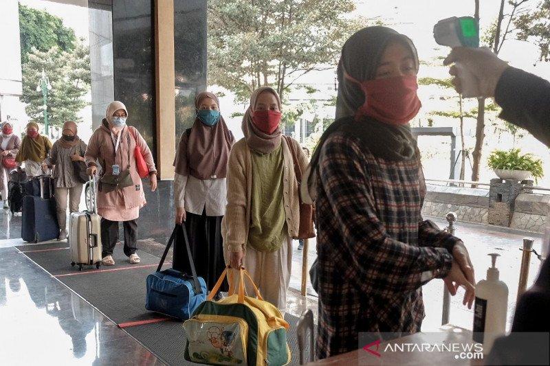 Disbudpar Sumsel bantu pekerja pariwisata sejumlah kebutuhan pokok
