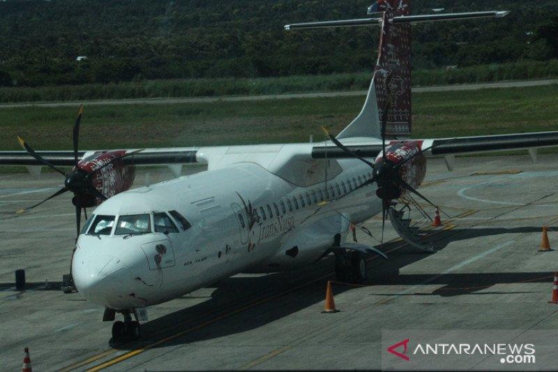TransNusa belum mau beroperasi  meski NTT buka  penerbangan