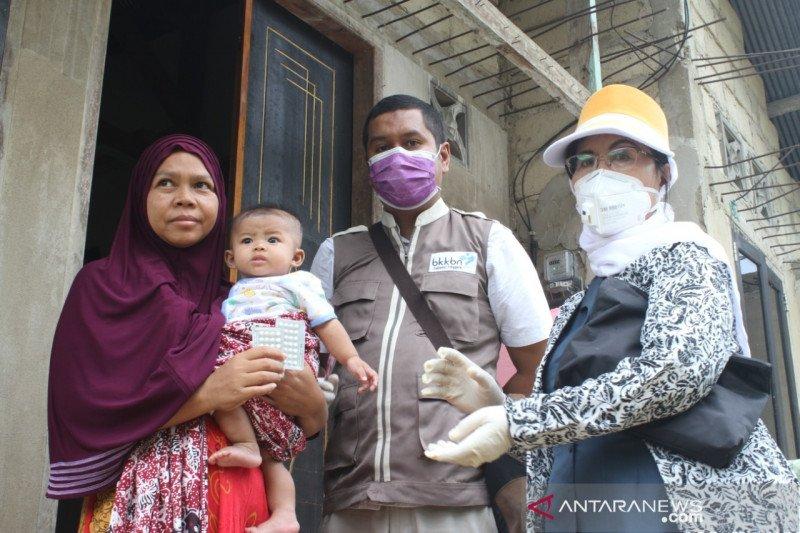IBI-BKKBN Sultra Gelar Kegiatan Peduli Kasih Keluarga Prasejahtera