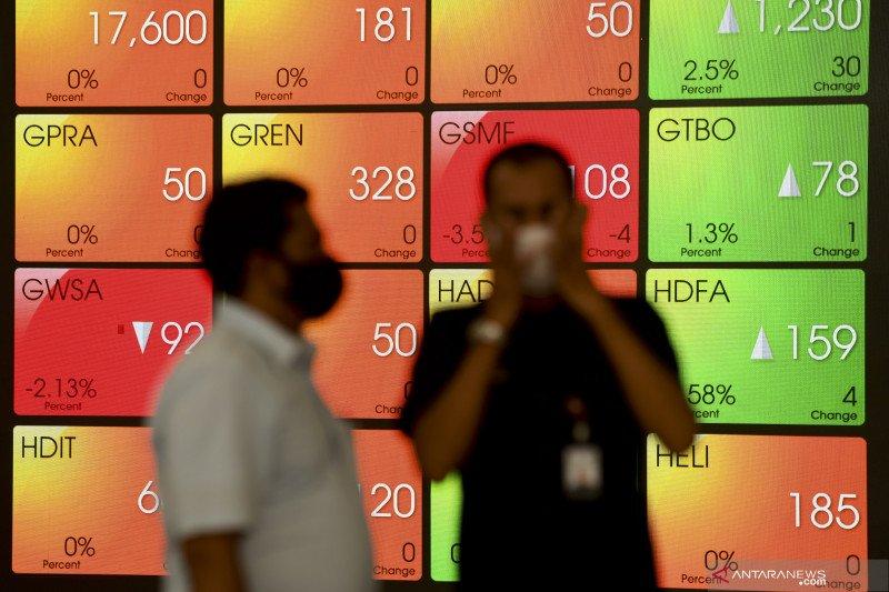IHSG BEI ditutup menguat pasca rilis data inflasi September