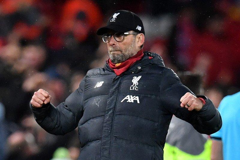 Juergen Klopp pernah khawatir dipecat Liverpool