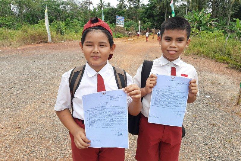 """Rano """"Si Doel"""" Karno mengajak siswa optimalkan Rumah Belajar Kemendikbud"""