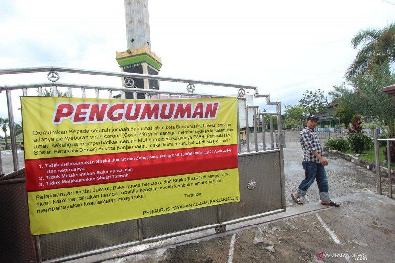Kotabaru tiadakan shalat Idul Fitri di lapangan dan Masjid
