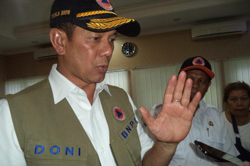 Doni Monardo ingatkan NTT harus tetap waspadai DBD