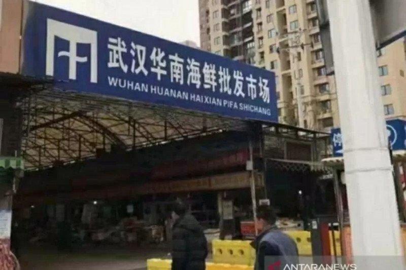 China didesak tutup permanen pasar satwa liar