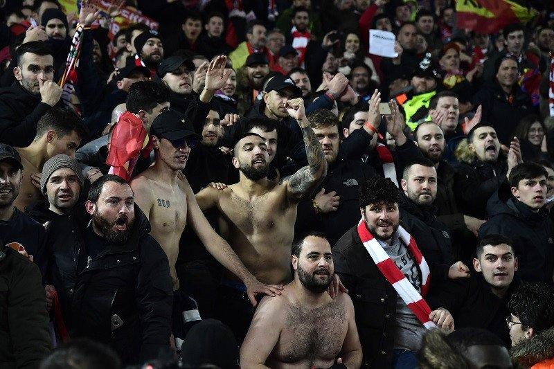 Penyelidikan  dampak sebaran COVID-19  Liverpool vs Atletico