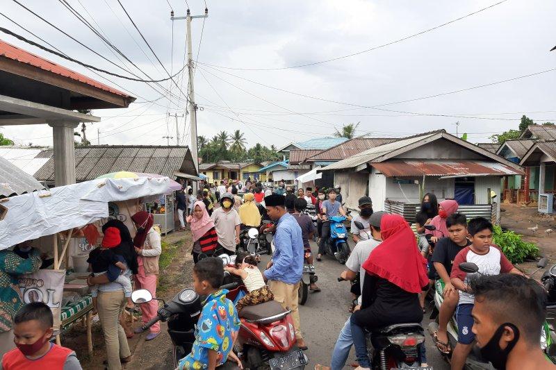 Masyarakat Tanjungpinang tetap berburu takjil di tengah pandemi COVID-19