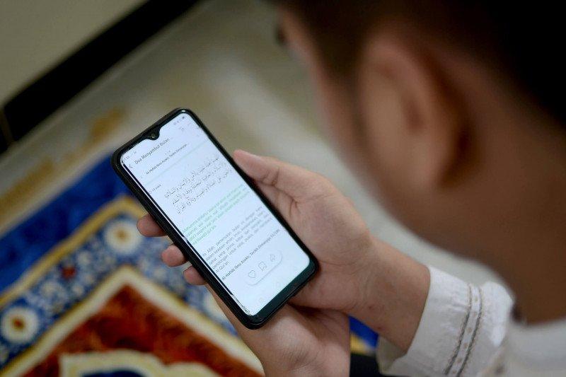 Ini aplikasi untuk temani ibadah saat bulan Ramadhan