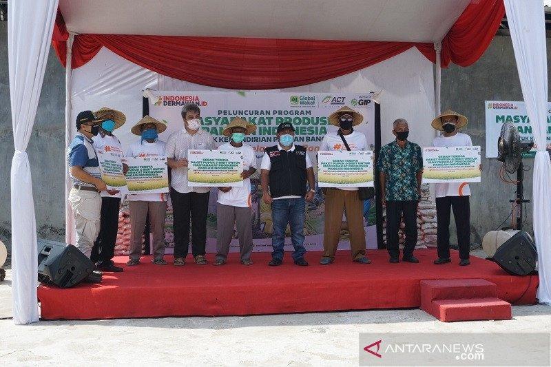 ACT perkuat sektor pangan melalui petani hadapi COVID-19
