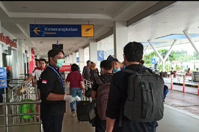 Dukung kebijakan pemerintah, Bandara Raden Inten beralih ke penerbangan kargo