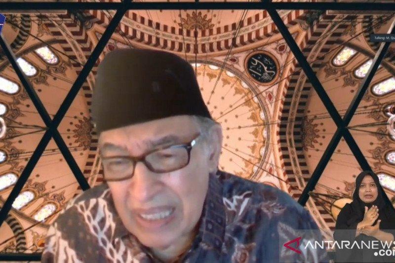 Quraish Shihab sebut Nabi pernah Shalat Tarawih hanya tiga malam di masjid