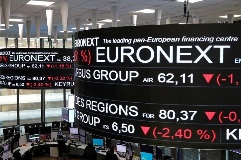 """Saham Prancis """"rebound"""", indeks CAC 40 terangkat 2,40 persen"""
