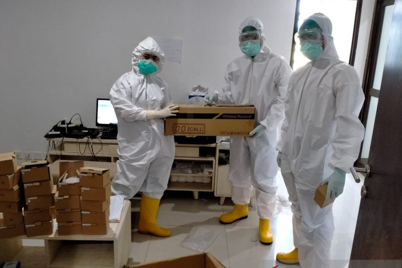 1.792 pasien COVID-19 di Wisma Atlet dinyatakan sembuh