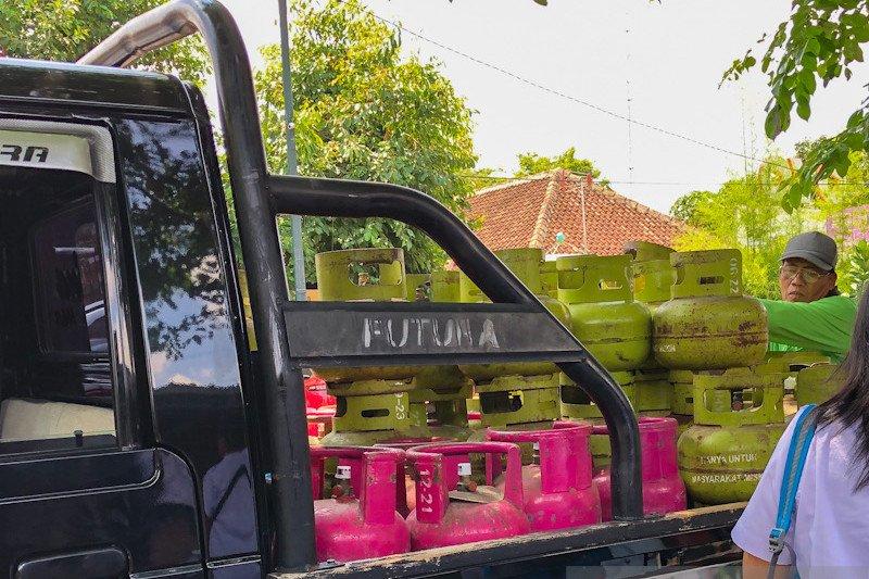 Disperindag Yogyakarta pastikan pasokan elpiji subsidi lancar selama Ramadhan