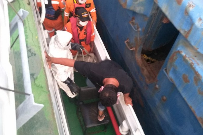KMP Mutiara Sentosa III mati mesin di perairan Bakauheni, begini kronologinya