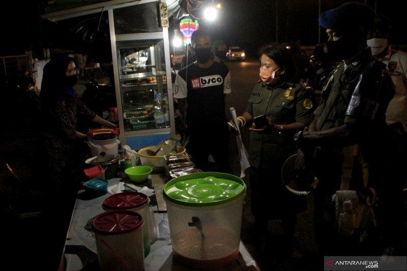 Satpol PP Kupang  larang penjual takjil di jalanan