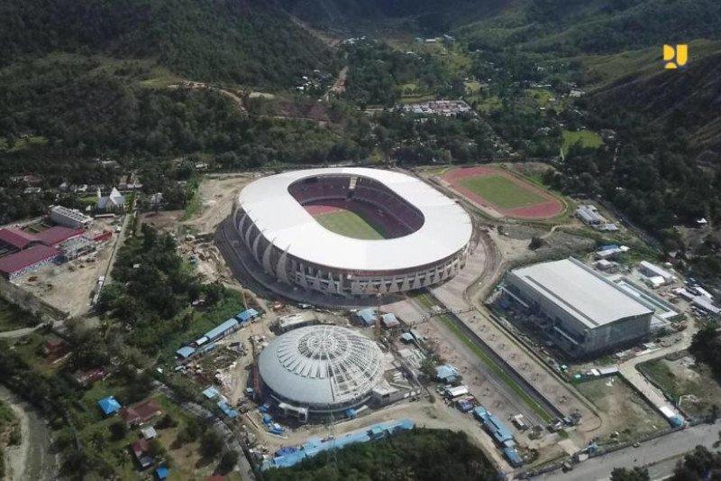 Kementerian PUPR akan perpanjang konstruksi infrastruktur PON XX Papua hingga 2021