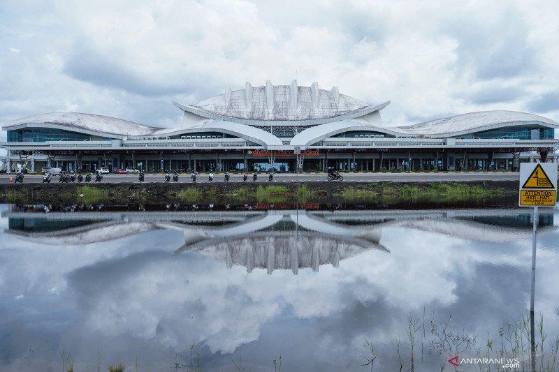 Bandara AP II tetapkan prosedur baru keberangkatan penumpang