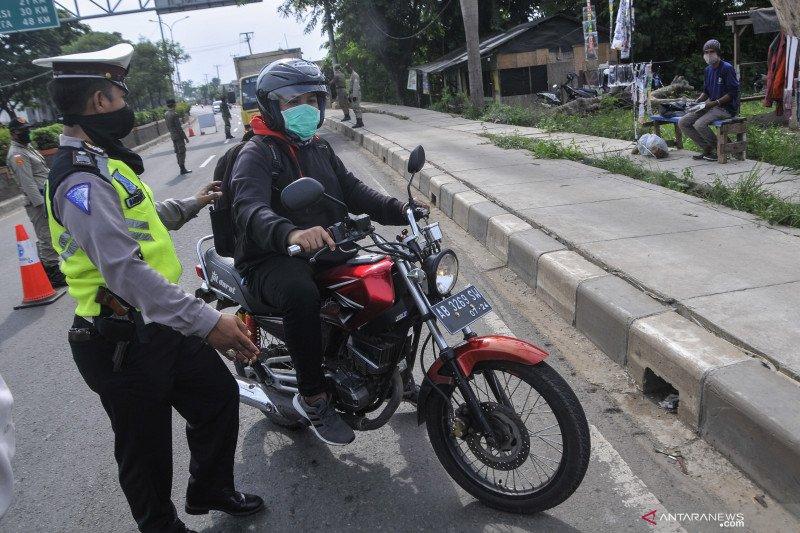 Kemarin, aturan kendaraan di Jabodetabek hingga Mari Elka ...