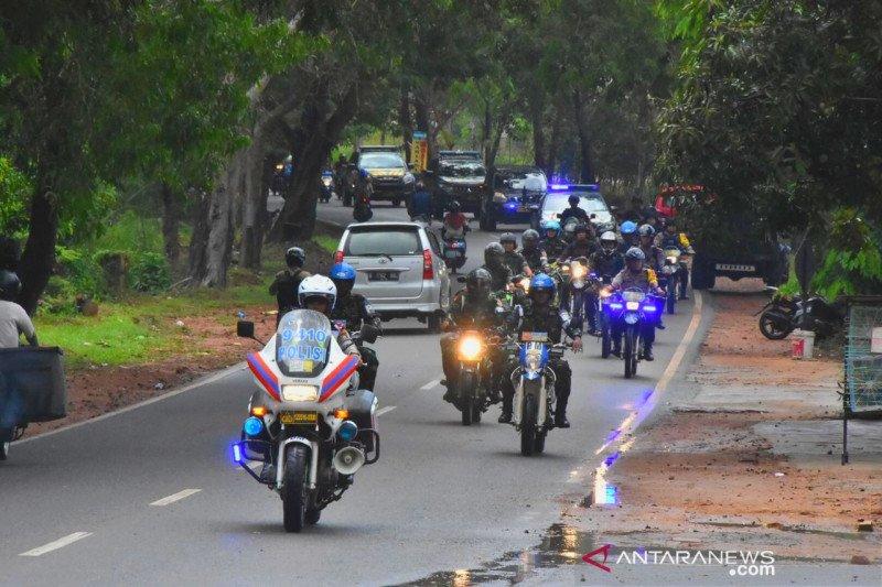 Polres Tanjungpinang siapkan 7 posko Operasi Ketupat Seligi