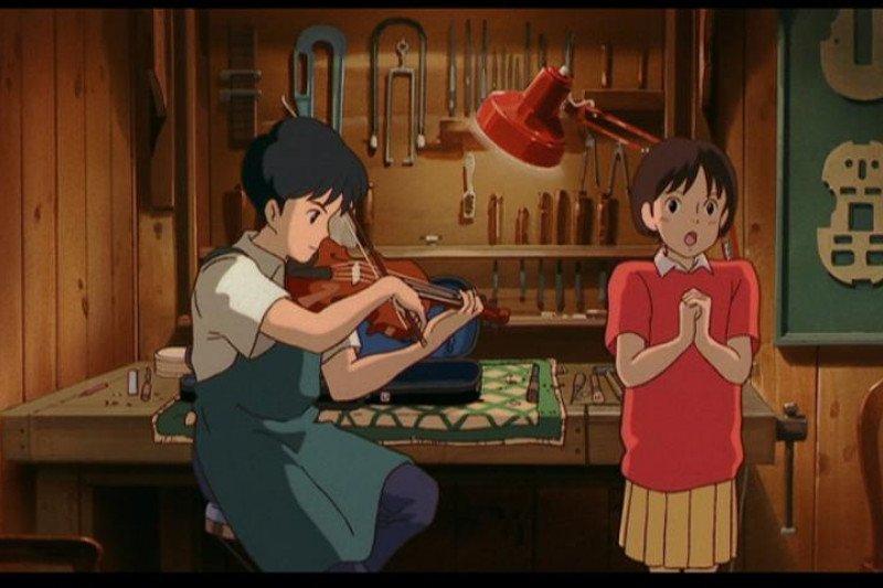 """Film anime """"Whisper of the Heart"""" rilis 18 September"""