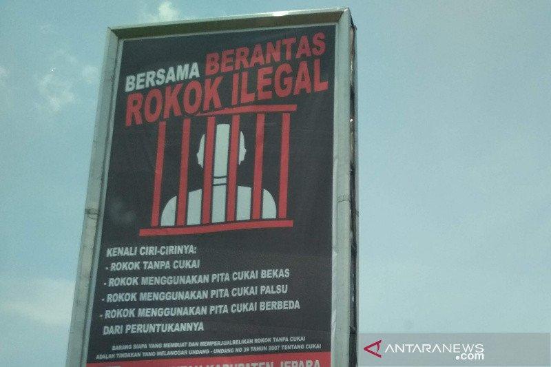 Cegah COVID-19, Tersangka kasus rokok ilegal dititipkan di tahanan Bea Cukai Pusat
