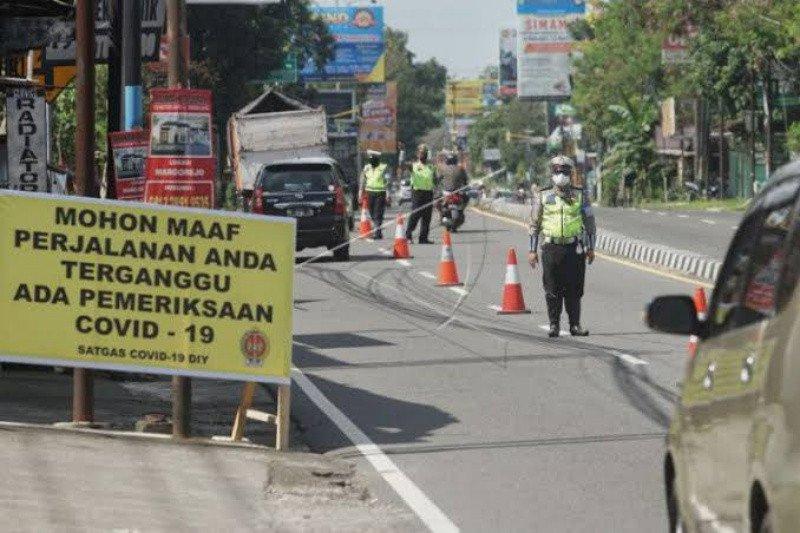"""Unsur forkompincam di Bantul ikut pantau pendatang melalui """"jalan tikus"""""""