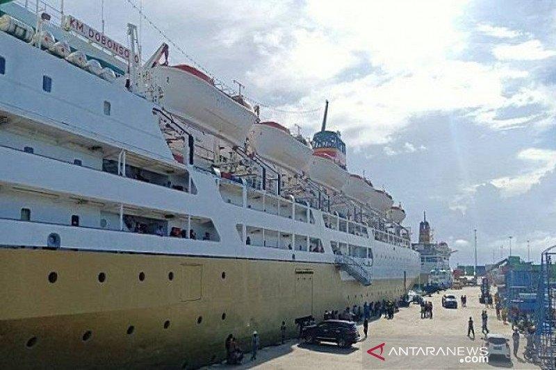 Otoritas pelabuhan sebut Tidak ada penumpang Lebaran di Murhum Baubau