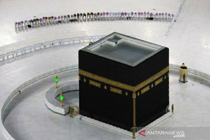 suasana ramadhan di Masjidil Haram Mekah