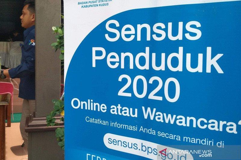 BPS: 41,77 juta penduduk tercatat ikut sensus penduduk online