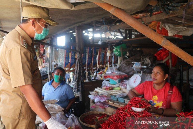 Wali Kota Kupang pantau kenaikan harga di pasar tradisional