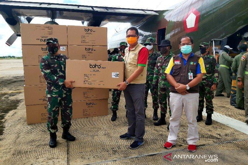 TNI siap bantu penanganan jenazah terkait COVID-19 di Kalteng