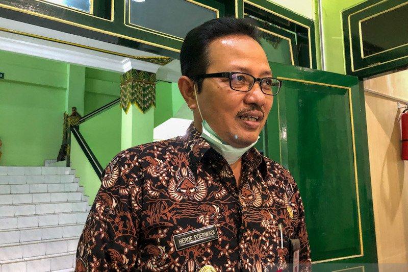 Gugus Tugas: Mulai terjadi transmisi lokal penularan COVID-19 di Yogyakarta