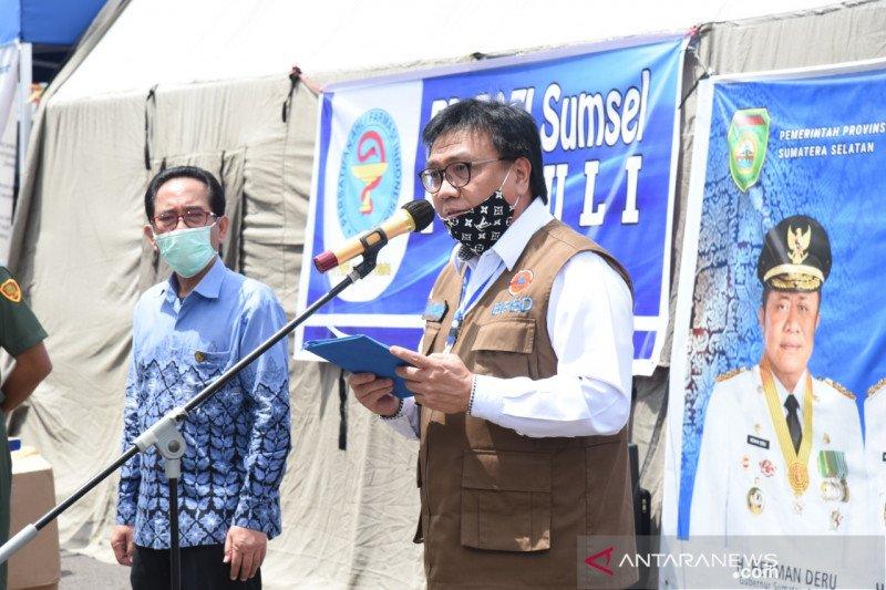 Konjen RRT bantu ribuan masker untuk tenaga medis Sumsel
